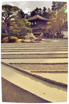 Jisho-ji, Kyoto, Japan. #japan #Kyoto #travel