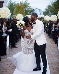 African American outdoor wedding ceremoney ideas 2017