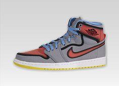 hot sale online 63559 3f5d4 Air Jordan 1 Retro AJKO (RTTG) Style Number  539541-035 Color