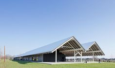 architectural-review Index : The Parrish Musuem on Long Island by Herzog & De Meuron, USA