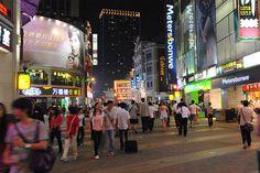 Guangzhou Shopping Area - http://guangzhou-mega.com/guangzhou-shopping-area/