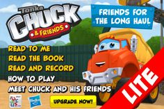 Chuck and Friends: Friends for the Long Haul Lite
