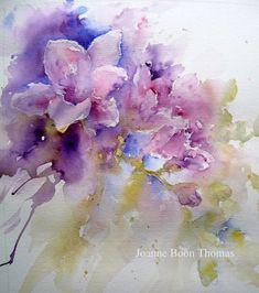 Joanne Boon Thomas WATERCOLOR