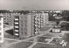 Łuków. Osiedle Unitów Podlaskich (XXX lecia). Lata 80-te.