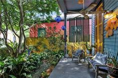 922 Louisa St, New Orleans, LA 70117 serene porch