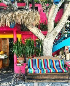 Color me Happy! #Hippy #Eclecticliving #Hippy #Dreamhouse