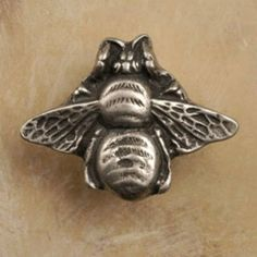 Michael Aram Insect Collection Nickel Bee Cabinet Knob | Camper ...