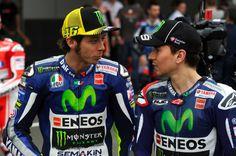 In occasione della presentazione ufficiale della nuova YZR-M1 Rossi rivedrà il suo rivale dopo il burrascoso finale della scorsa stagione