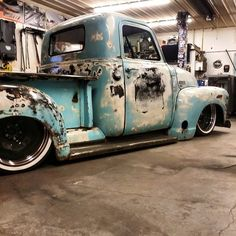 A place for Rat Rods, Odd Rods, Hot Rods, & Junkers. 54 Chevy Truck, Chevy 3100, Classic Chevy Trucks, Chevy Pickups, Classic Cars, Chevy Classic, Chevy 4x4, Bagged Trucks, Lowered Trucks