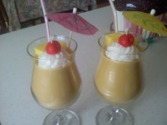 Pina Colada Candle by littlewaxkitchen on Etsy, $14.95