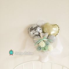 Seashell & TiffanyBlue Table top type