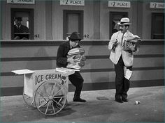 A Day at the Races (1937) still frame - Chico Marx and Groucho Marx