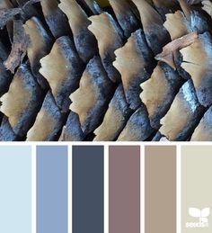 Design Seeds l autumn tones Hue Color, Colour Pallette, Color Palate, Colour Schemes, Color Combos, Color Patterns, Design Seeds, Color Concept, World Of Color