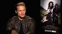 Sam Heughan discusses with Access Hollywood some of the big moments from the 'Lallybroch' episode of Starz's 'Outlander.'