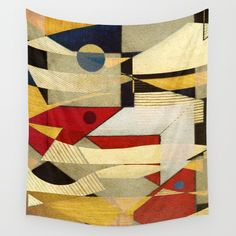 "Quanto ""Vale"" o Rio (What value of a river) Wall Tapestry"
