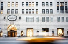 Bergdorf Goodman Joins Valentino in the Documentary Lineup - Interesting
