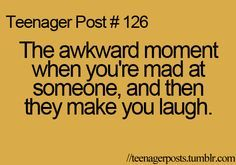 That awkward moment when you talk to yourself and you just start smiling like an fool because you're just so funny. I don't find it awkward at all.Read This 25 Funny Memes about Life Awkward moments Teenager Post Tumblr, Teenager Quotes, Teen Quotes, Teenager Posts, Funny Quotes, Funny Memes About Life, Life Memes, Life Quotes, Hilarious Memes