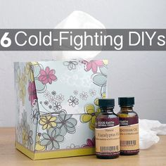 DIY cures for your cold.