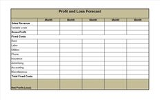 Profit Loss Statement Template 35 Profit And Loss Statement Templates Forms, Profit And Loss Office Templates, Profit And Loss Template Profit And Loss Statement And Projection, Small Business Plan Template, Writing A Business Plan, Templates Printable Free, Letter Templates, Printables, Cleaning Services Prices, Profit And Loss Statement, Bank Statement, Fixed Cost