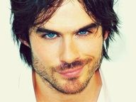 Ian Somerhalder. that little smirk just gets me!