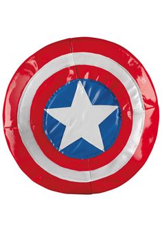 Superhero Squad Captain America Soft Shield Marvel Comics - Brand New 37074 Captain America Costume, Captain America Shield, Clever Halloween Costumes, Halloween Night, Boy Costumes, Super Hero Costumes, Costume Ideas, Hero Squad, Halloween Accessories
