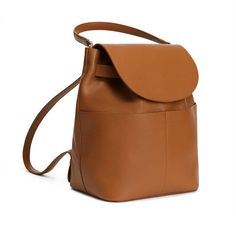 Cuyana Leather Backpack, $350