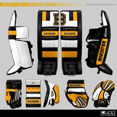 drag to resize or shift+drag to move Hockey Goalie Equipment, Goalie Pads, Birthday, Sports, Ideas, Design, Art, Ice Hockey, Hs Sports