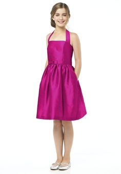 Junior bridesmaids dresses photo - 7