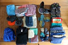 In this Guys Packing List for Southeast Asia I'll tell you exactly what I packed for my year long trip to this hot, humid and rainy part of the world.