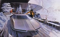 Syd Mead perhaps