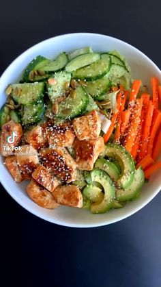 Lunch Meal Prep, Healthy Meal Prep, Healthy Snacks, Healthy Eating, Healthy Recipes, Healthy Dinner Food, Simple Healthy Meals, Health Dinner, Easy Meals