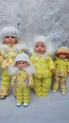 Подготовка к зиме началась / Одежда и обувь для кукол - своими руками и не только / Бэйбики. Куклы фото. Одежда для кукол