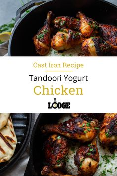 Ready for a new favorite marinade recipe? This Tandoori Yogurt recipe envelopes your chicken with spice and flavor while keeping the meat juicy.