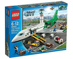 Get busy loading the cargo at the LEGO City Cargo Terminal. view larger LEGO Cargo Terminal It's another busy day at the LEGO City Cargo Terminal. There's...