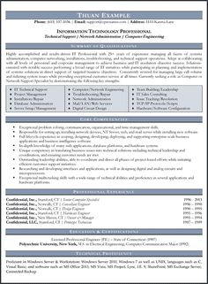 sample entry level information technology resume professional resume writing services