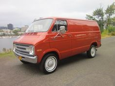 1977 Dodge Tradesman B200 Panel Van | Auto Restorationice