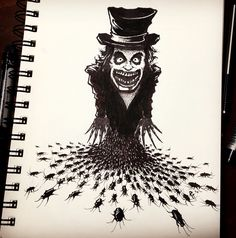 The Babadook, Horror Movies, Horror Films, Scary Movies