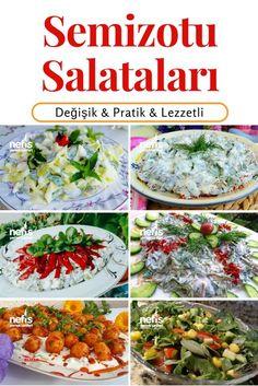 Semizotu salatası hazırlamak için 15 farklı yöntem sunduğumuz bu listede birbirinden farklı semizotu salatası yoğurtlu, taze yeşillikli, bulgur ve patates köfteli, mercimekli, domatesli, salatalıklı farklı semizotu salatası tarifi yer alıyor. Çok pratik semizotu salatası çeşitleri için tıklayın.