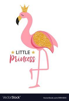Free art print of Flamingo Flamingo Painting, Flamingo Art, Pink Flamingos, Flamingo Illustration, Flamingo Vector, Disney Princess Cartoons, Flamingo Wallpaper, Flamingo Birthday, Pink Bird