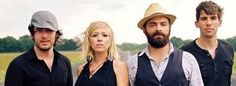 Drew Holcomb & The Neighbors.  Anywhere But Here.