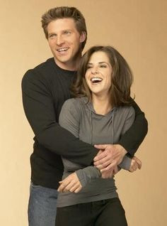 """JaSam(Jason and Sam) played by Steve Burton and Kelly Monaco from """"General Hospital"""" Best Couple!"""