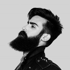 [New] The 10 Best Fashion Ideas Today (with Pictures) - Are you interested in knowing our tips for growing a thicker fuller and manlier beard? Comment below with your answer and stay updated Mens Hairstyles With Beard, Cool Hairstyles For Men, Men's Hairstyles, Beard Styles For Men, Hair And Beard Styles, Hair Styles, New Beard Style, Hipster Haircuts For Men, Beard Game
