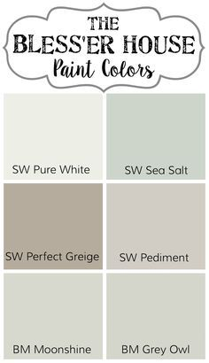 Ideas farmhouse interior paint colors sherwin williams for 2019 Interior Paint Colors, Paint Colors For Home, Home Interior Design, Interior Painting, Paint Colours, Interior Rendering, Interior Stairs, Interior Trim, Interior Modern
