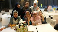 Meet up with Junior high school friends