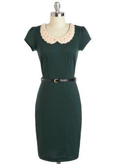 Precious Pearls Dress | Mod Retro Vintage Dresses