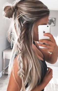 Hairstyles Long hair men and women hairstyles The best hairstyles Long hair cool best hair be Open to non-pony photos today for ladies and man. ma...