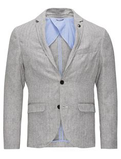 Jack - Jones Premium JJPRHARRY BLAZER Colberts light grey  Description: Jack - Jones Premium jjprharry blazer Heren kleding Jassen licht grijs? 9995 ? Direct leverbaar uit de webshop van Express Wear  Price: 49.98  Meer informatie