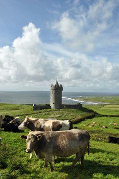 Doolin Bay. Ireland. Photo by Felpa Mc Glen