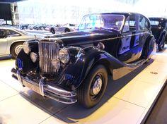 Jaguar Mark V 1950