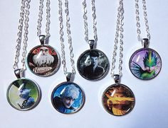 Rise of the Guardians Necklace